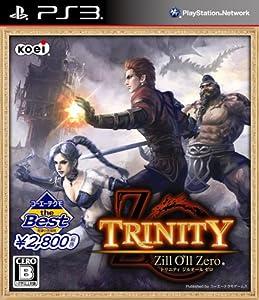コーエーテクモ the Best TRINITY Zill O'll Zero