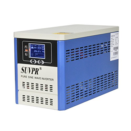 Suvpr 1000W 24V Power Inverter Sine Wave Inverter