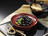 丹波篠山産 黒豆煮豆 「黒の輝」 190g×3個