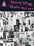 """""""Rolling Stones"""": Exile on Main St. (Guitar Recorded Versions)"""