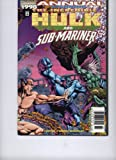 img - for The Incredible Hulk and Sub-Mariner (Annual) book / textbook / text book