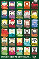 Pyramid International PP30516 Affiche South Park citations en anglais 61 x 91,5 cm
