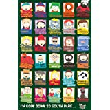 Pyramid International South Park Quotes Maxi poster 61 cm x 91.5 cm, PP30516by Pyramid Posters