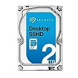 Seagate 2TB Desktop SSHD SATA 6Gb/s 64MB Cache 3.5-Inch Internal Bare Drive (ST2000DX001)