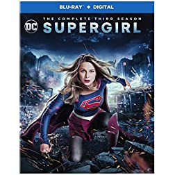 Supergirl: The Complete Third Season [Blu-ray]