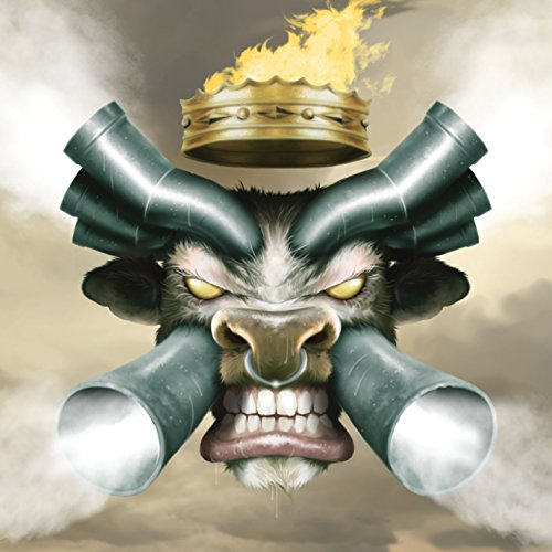Original album cover of Mastermind by Monster Magnet