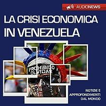 La crisi economica in Venezuela Audiobook by Andrea Lattanzi Barcelò Narrated by Francesca Di Modugno