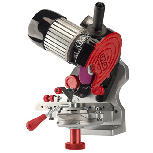 Oregon 410-120 Bench or Wall Mounted Saw Chain Grinder (Chainsaw Grinder compare prices)
