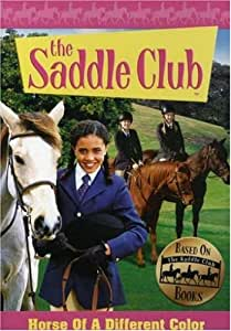 The Saddle Club, Vol. 1: Horse of a Different Color