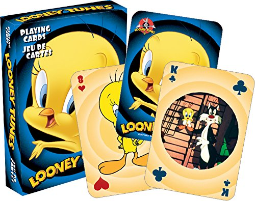 Looney Tunes Tweety Playing Cards