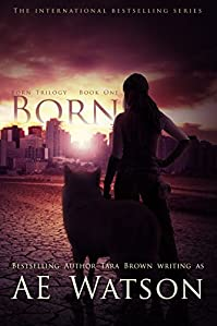 Born by AE Watson ebook deal
