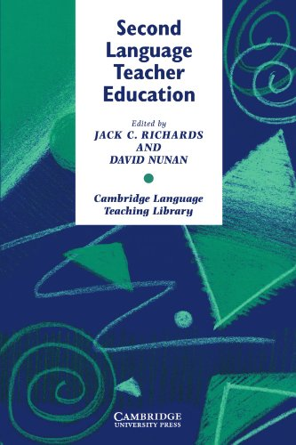 Second Language Teacher Education Paperback (Cambridge Language Teaching Library)