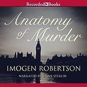 Anatomy of Murder | Imogen Robertson