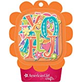 American Girl Crafts Lots Of Letters Stickers