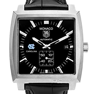 UNC TAG Heuer Watch - Mens Monaco Watch at M.LaHart by TAG Heuer