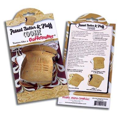 Ann Clark Peanut Butter & Fluff Cookie Cutter