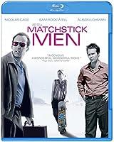 マッチスティック・メン [Blu-ray]