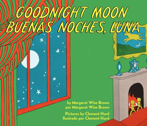 Goodnight Moon/Buenas Noches, Luna front-442830