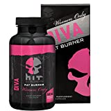 HIT Supplements, Women's Only Diva with Garcinia, Complete Fat Burning Matrix With Prolonged Appetite Suppression, 135 capsules