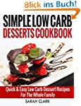 Simple Low Carb Desserts Cookbook  Qu...