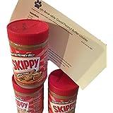 Skippy Roasted Honey Nut Peanut Butter, Super Chunk