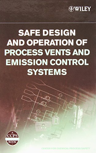 Process Vents (Center for Chemical Process Safety)