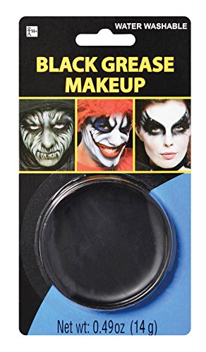 Black Grease Make-Up .49 oz.