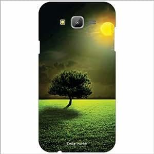 Design Worlds - Samsung Galaxy J7 Designer Back Cover Case - Multicolor Pho...
