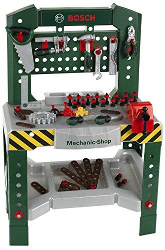 Bosch - Banco de trabajo de juguete (Theo Klein 8574)