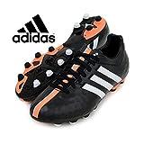 アディダス(adidas) サッカースパイク 25.5cm パティーク 11コアージャパン pathiqe 11core-JAPAN TRX HG B40231 コアブラック/ランニングホワイト/フラッシュオレンジ 国内正規品