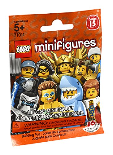 LEGO-Minifigures-Series-15-Random-Pack-71011