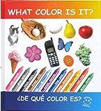 What Color Is It? De Que Color Es? (Spanish Edition)