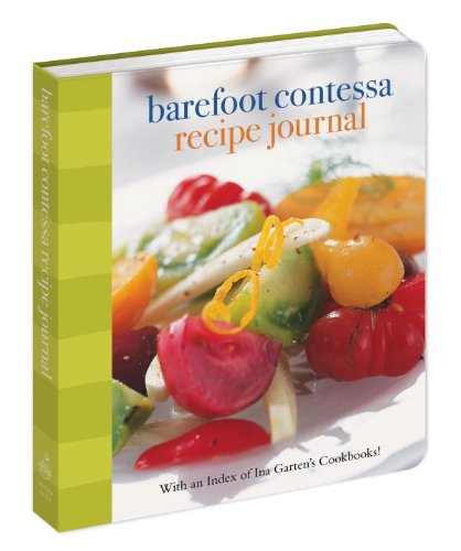 Barefoot Contessa Recipe Journal