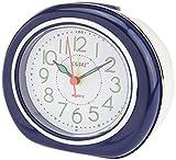 Orpat Beep Alarm Clock (Blue, TBETM/TBB-747)