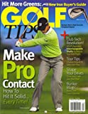 img - for Golf Tips, April 2008 Issue book / textbook / text book