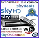 SKY DRX890W SKY+ HD BOX Set-top Box