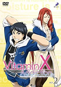 VitaminX Addiction Act.2 [DVD]