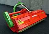 Adjustable Shredder for 60-90 HP with Pto shaft B5 100cm with security included- TIGRE-215