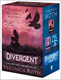 Veronica Roth Divergent Series Boxed Set (books 1-3)