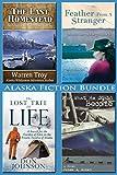 Alaska Fiction Bundle: Four Alaska Fiction Books by Four Alaskans
