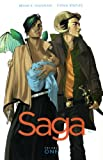 Saga, Vol. 1 (Turtleback School & Library Binding Edition) (0606324321) by Vaughan, Brian K.