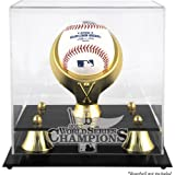 Boston Red Sox 2013 MLB World Series Champions Golden Classic Baseball Display Case