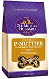 Old Mother Hubbard Crunchy Classic Natural Dog Treats, P-Nuttier Mini Biscuits, 20-Ounce Bag