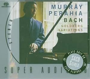 Bach : Variations Goldberg (SACD)