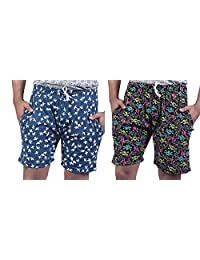 Funky Combo Of Printed Men's Shorts By Bfly