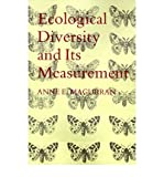 img - for [ ECOLOGICAL DIVERSITY AND ITS MEASUREMENT ] By Magurran, Anne E ( Author) 1988 [ Paperback ] book / textbook / text book