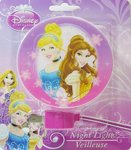 Disney Princess Night Light Multi-Colored