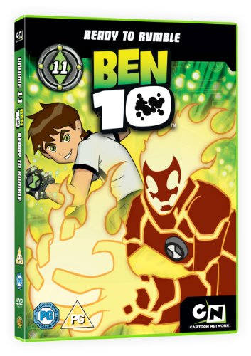 Ben 10 Vol 11: Ready To Rumble [DVD]