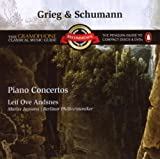 Grieg: Piano Concerto in A minor Op. 16; Schumann: Piano Concerto in A minor Op. 54 Berliner Philharmoniker