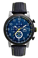 Tommy Bahama RELAX Men's RLX1197 Grand Prix Dive Chronograph Blue Tachymeter Watch by Tommy Bahama RELAX